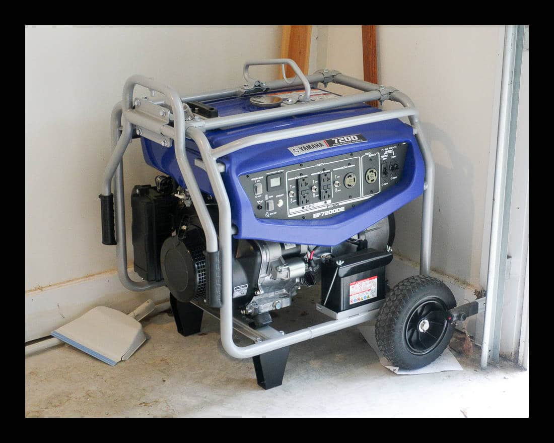 Powering The House Via A Portable Generator Derek Zeanahs Standby Power Mechanical Interlock Kit If You Search That Youll Find This Is Marketed As 7200 Watt Its Even In Model Name